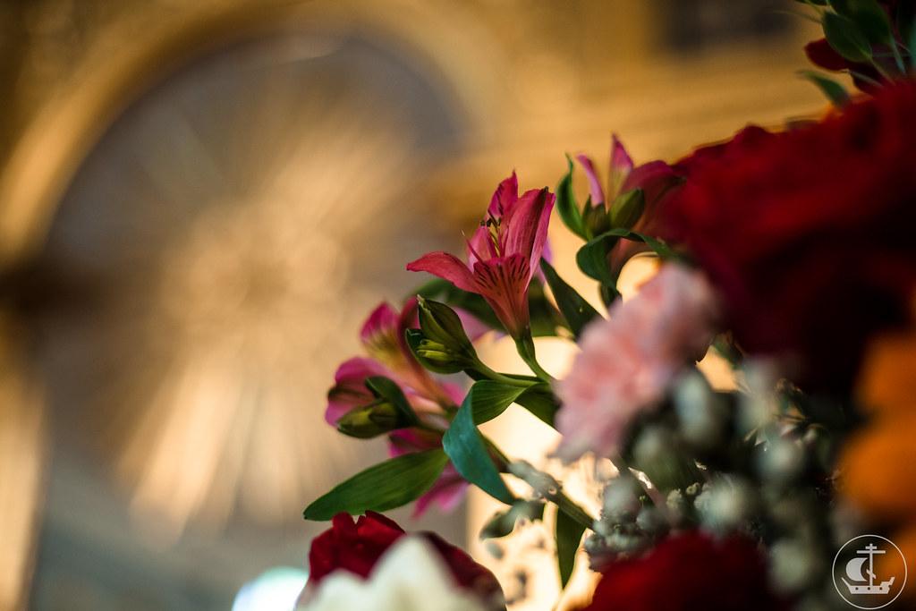8-9 октября 2019, День памяти святого апостола и евангелиста Иоанна Богослова / 8-9 October 2019, Day of the Holy Apostle and Evangelist John the Theologian