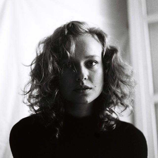 Portrait of Juliette 1