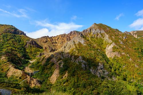 秋 登山 α7rⅱ mountainclimbing landscape 日本百名山 a7rii 紅葉 sony a7rm2 風景 japan 日本 那須郡 栃木県