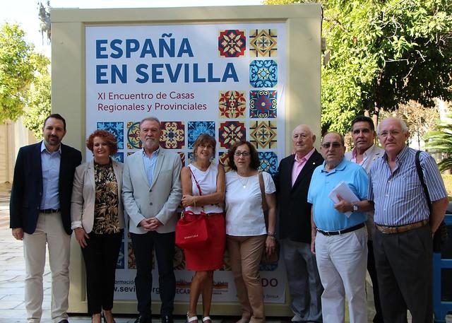 Encuentro Casas Regionales y Provinciales