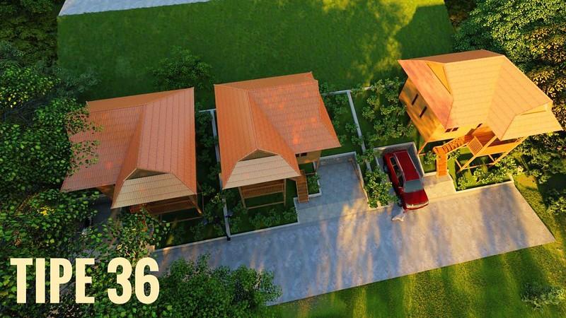 Sharia Kamojang Hills - Villa Panggung Tipe 36