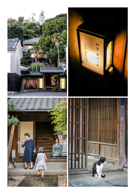 愛知県半田市の老舗料亭「望州楼」 外観