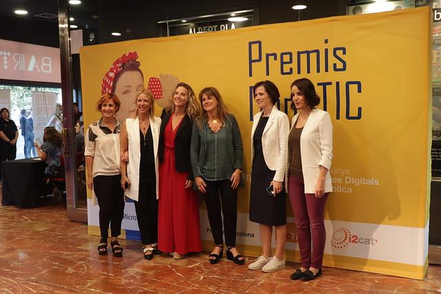 Gala de Premis Dona TIC 2019