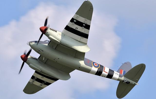 1AA_8746 De Havilland Mosquito DH.98 FB MkVI PZ474 NZ2384 ZK-BCV N9099F ZK-BCV
