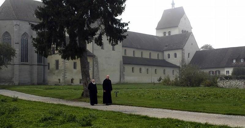 56 Монастырь Райхенау, Германия IX-XI вв