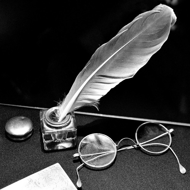 lend me your quill