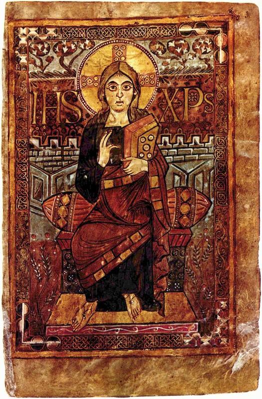 11 Евангелие Годескалька
