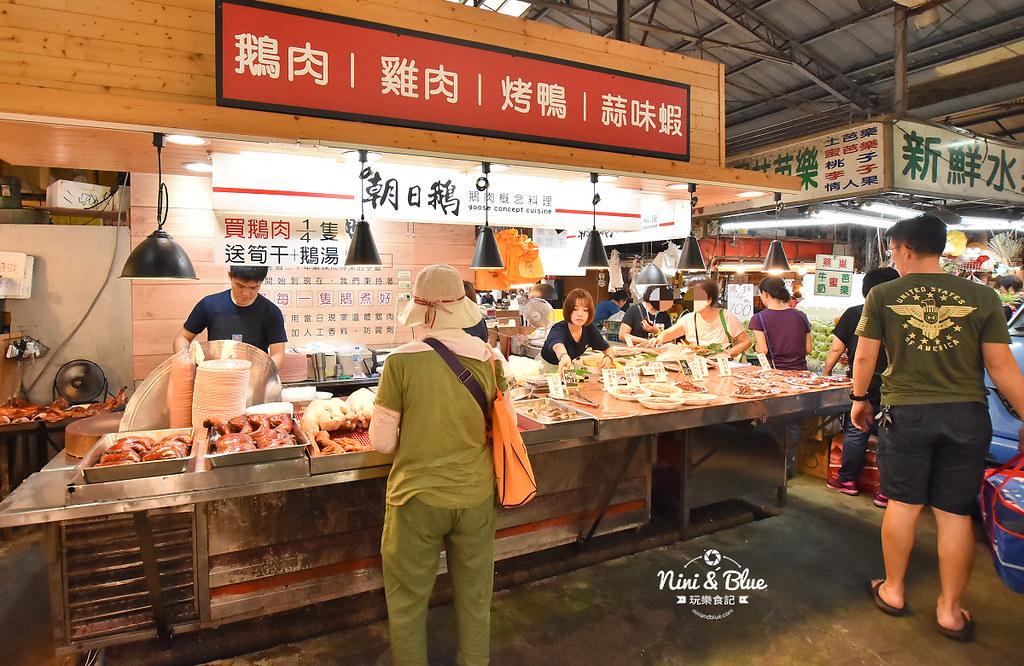 朝日鵝 台中鵝肉 烤鴨 黃昏市場美食03