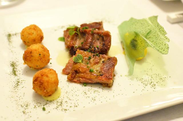 Modern Canarian cuisine