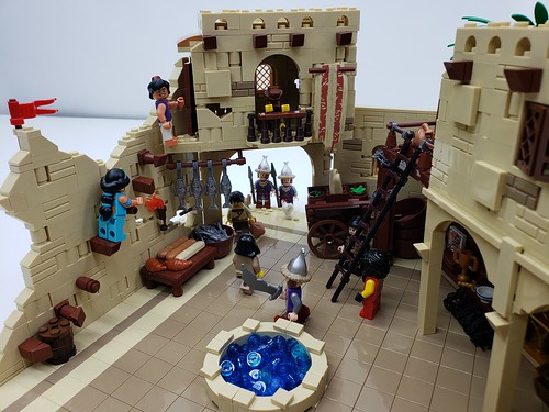 Aladdin-Streets of Agrabah