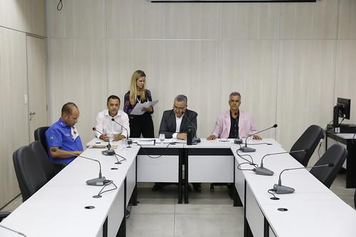 33ª Reunião – Ordinária -  Comissão de Saúde e Saneamento