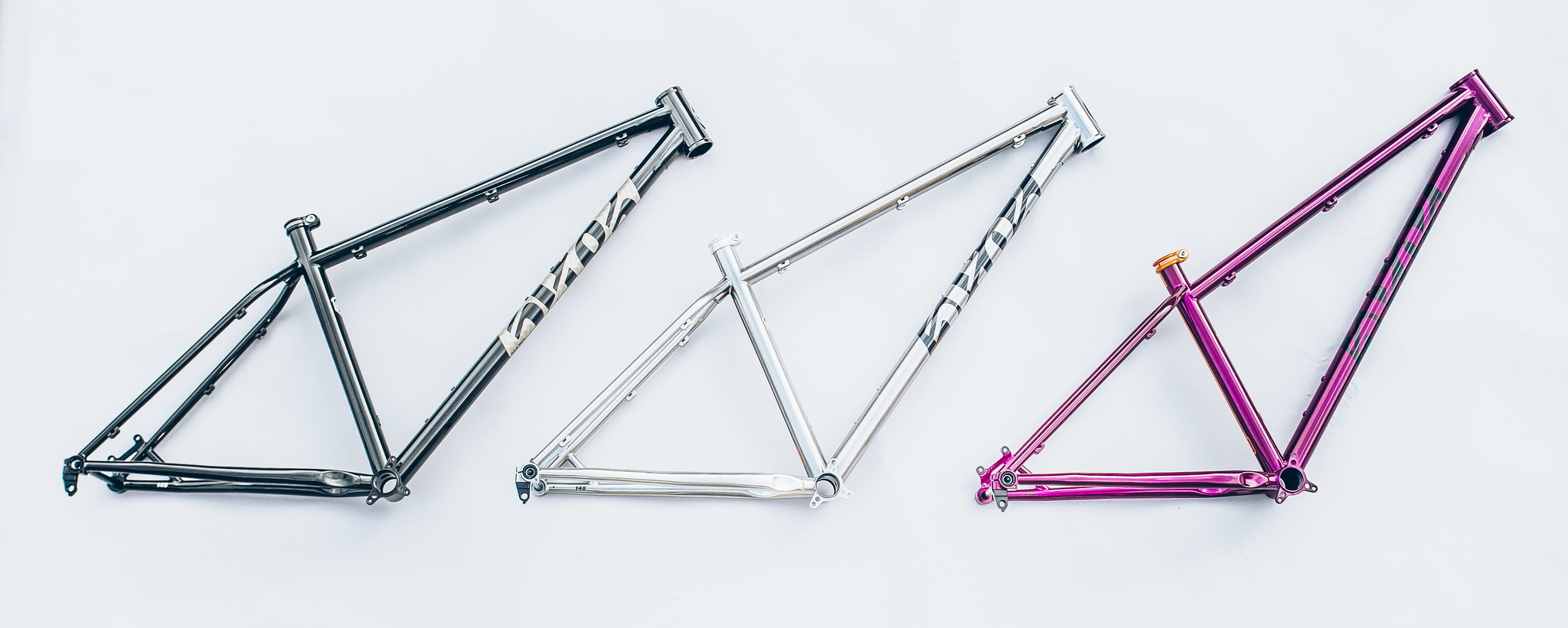 Cotic solarisMAX in new colours