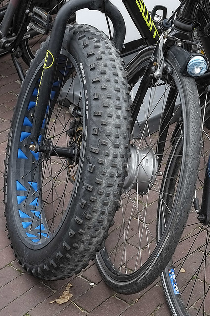 Fat cycling tires - Dicke Dinger!
