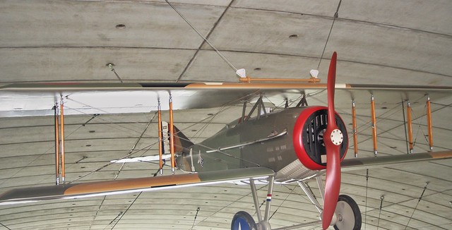 SPAD XIII biplane