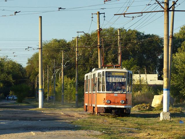 Tatra KT4D #9086