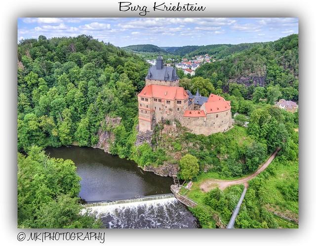 Burg Kriebstein - castle Kriebstein