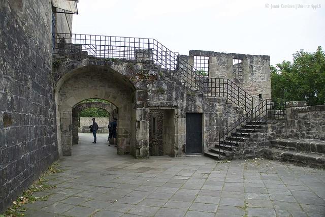 Castillo de la Motan linnoituksella