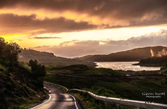 Road to Kilchoan