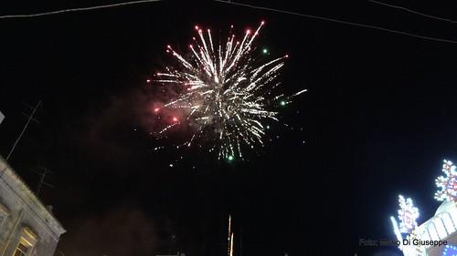 06 ottobre 2016 - Fuochi d'artificio