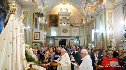 06 ottobre 2019 - Celebrazione Eucaristica finale festa