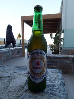 Magnus Magister, 4 Seasons Premium Lager, Greece