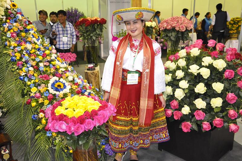 AGRIFLOR 2019 mostrando a la industria mundial de las flores