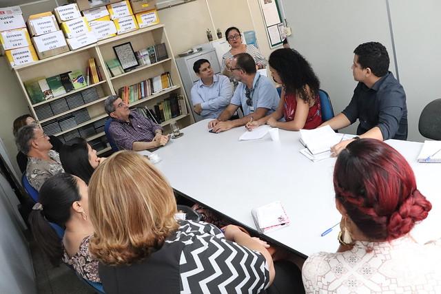 Reunião com novos conselheiros - Concultura