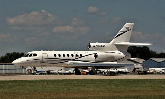 N723AM : Dassault Falcon 50