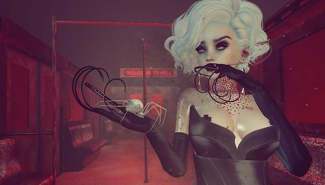 Drag, filth, horror, glamour
