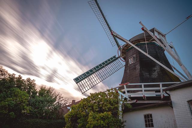 Windmühle Neuharlingersiel