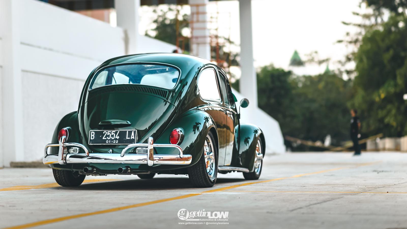 Riyanto Imam's 1966 VW Beetle