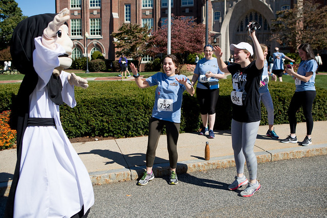 Friar 5K - Homecoming 2019