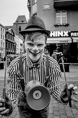 Stranger #13/100 – Klaun Pablo