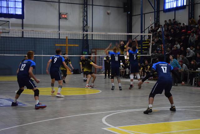 Culminación Nacional Salesiano de Vóleibol