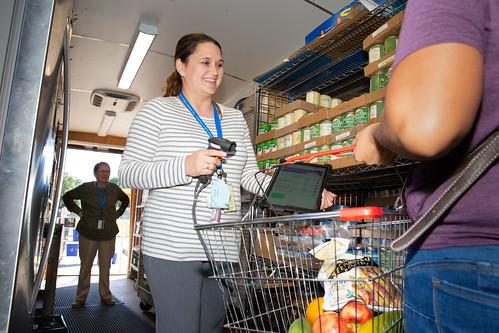 DMARC Mobile Food Pantry
