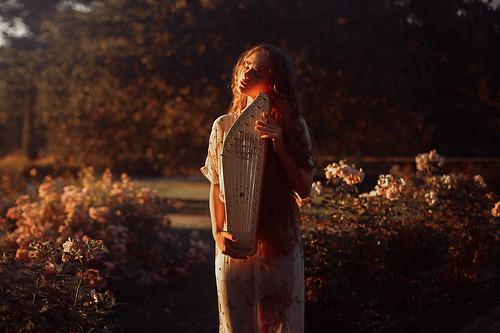 music sunset