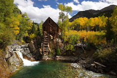 Canon EOS R and RF 15-35mm Lens Visit Historic Crystal Mill, Marble, Colorado