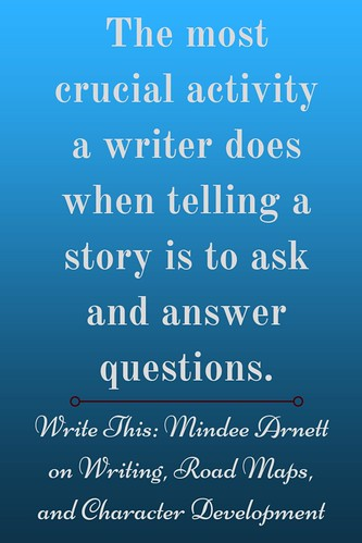 Write This: Author Mindee Arnett on Writing, Road Maps, and Character Development