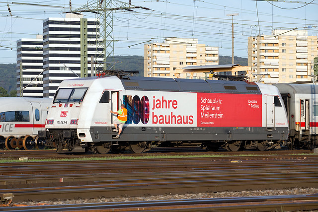 DB 101 063 Basel Bad
