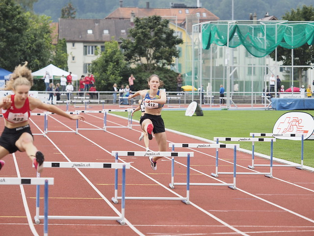 Championnats suisses U20-U23 2019