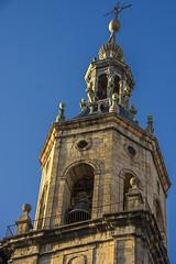 Campanario de la iglesia de San Pedro