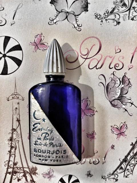 Bourjois Vintage Parfum des ans septuagénaires