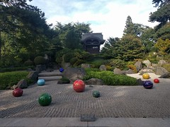Chihuly glass sculptures @ Kew Gardens, London