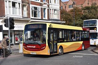 Go Ahead East Yorkshire 373, YX63LLK