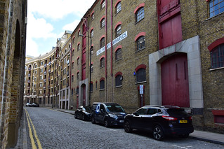 Wapping King Henry's wharf