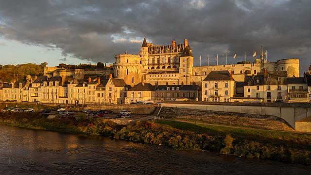Lumière de Loire à Amboise
