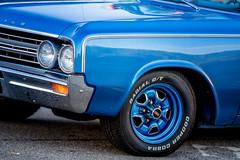 radial blue 2