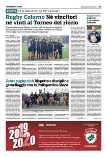 Gazzetta di Parma 09.10.19 - pag. 51