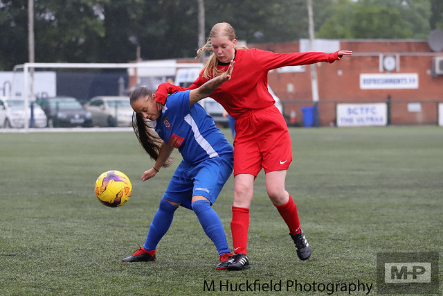 Sutton Coldfield Town Ladies vs. Coventry City Ladies
