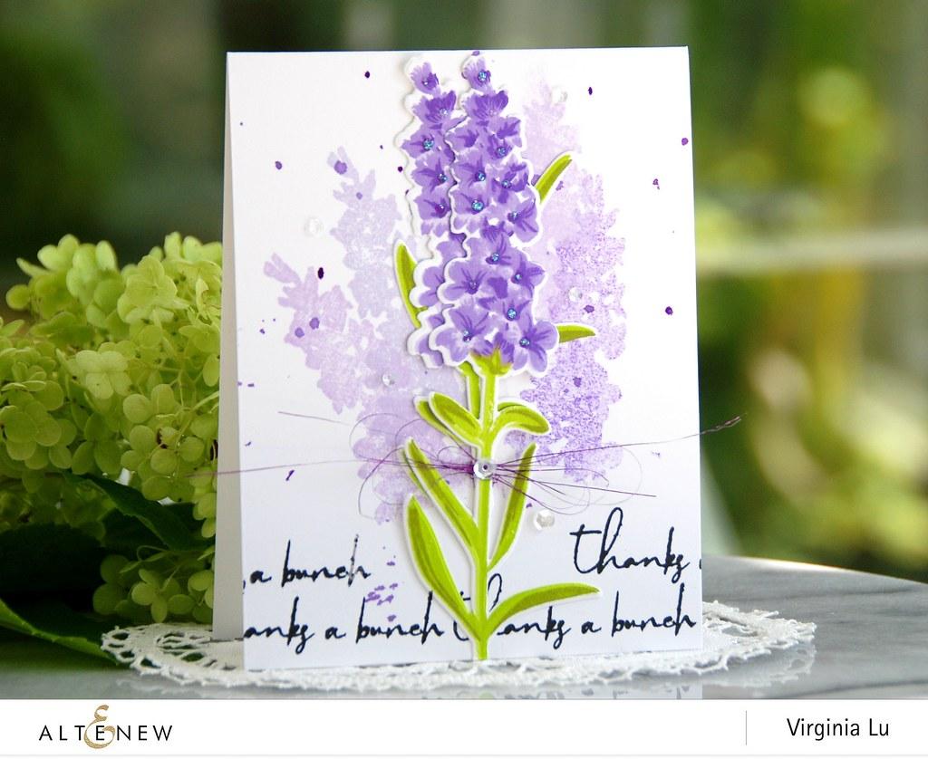 Altenew-Build-a-Flower-Lavender-Virginia#1